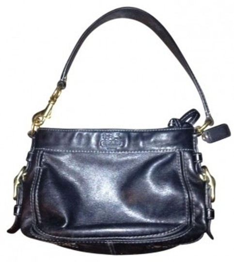 Preload https://item3.tradesy.com/images/coach-zoe-black-leather-shoulder-bag-188612-0-0.jpg?width=440&height=440