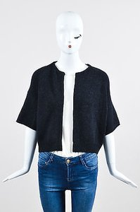 Marni Dark Wool Cashmere Sweater