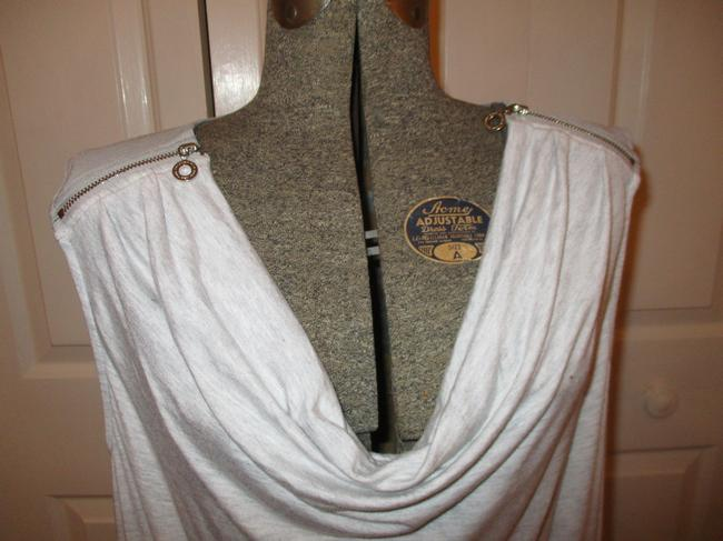 Andrew Marc Tunic Top grey Image 1