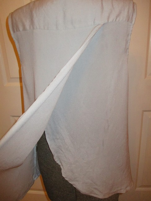 Andrew Marc Tunic Top grey Image 7