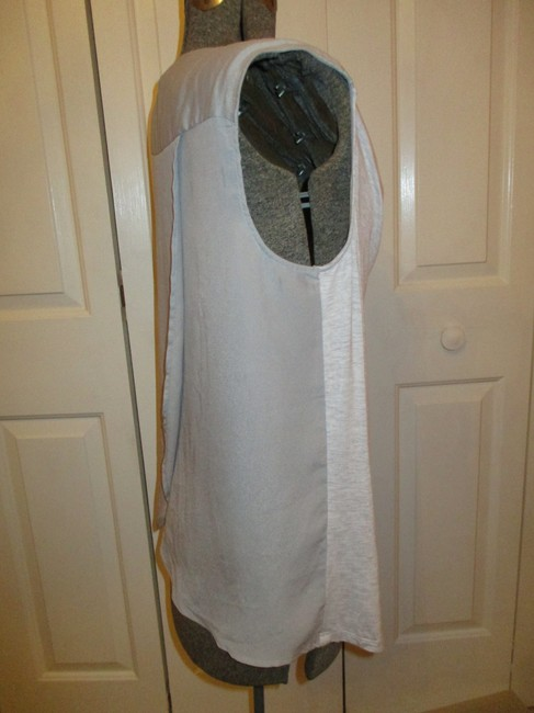 Andrew Marc Tunic Top grey Image 8