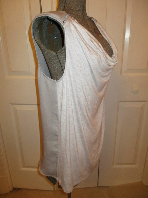 Andrew Marc Tunic Top grey Image 9