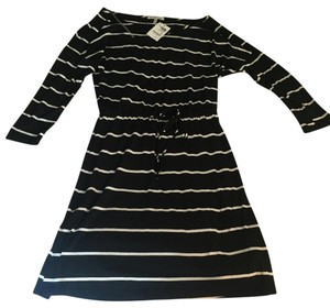 Charlotte Russe short dress Black and white on Tradesy