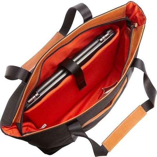 Lodis Shoulder Laptop Tote in Red Image 1