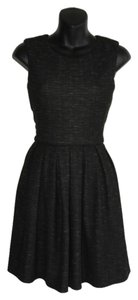Aritzia short dress charcoal on Tradesy