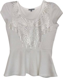 Charlotte Russe Date Top White