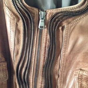 Lether Leather Jacket