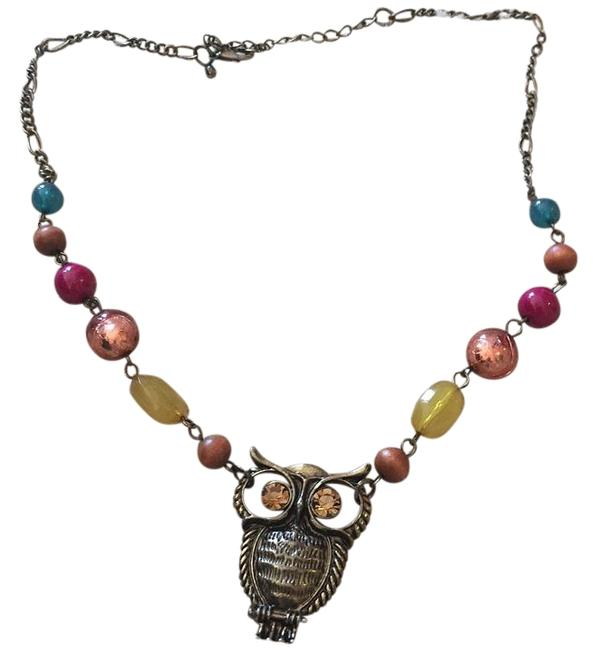 Mudd Gold Necklace Mudd Gold Necklace Image 1