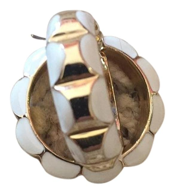Apartment 9 Gold/White None Earrings Apartment 9 Gold/White None Earrings Image 1
