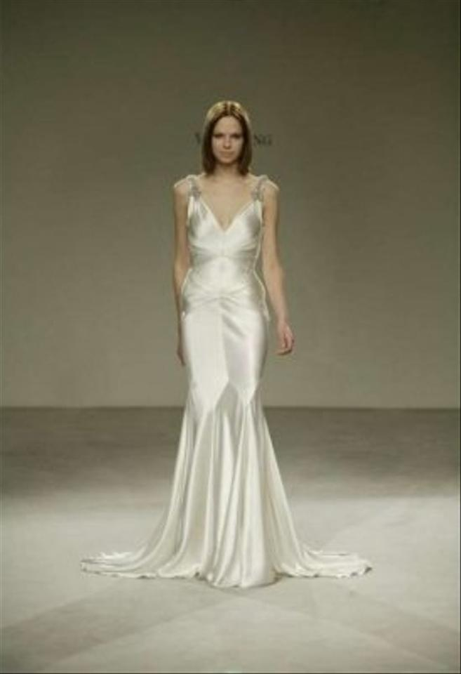 Vera wang 11255 wedding dress tradesy for Vera wang wedding dresses prices list