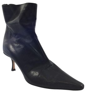 Jimmy Choo Ankle Brown Boots