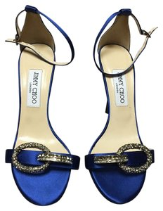 Jimmy Choo Blue Formal