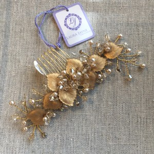 Laura Jayne Gold/Champagne Hair Accessory