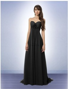 Bill Levkoff Black Black Style 774 Dress Dress