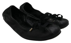 Bally Barth Black Flats