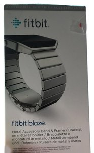 fitbit Silver, Stardard Size Band