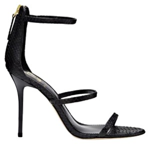 Vince Camuto Signature New With Tags Nwt Black Sandals