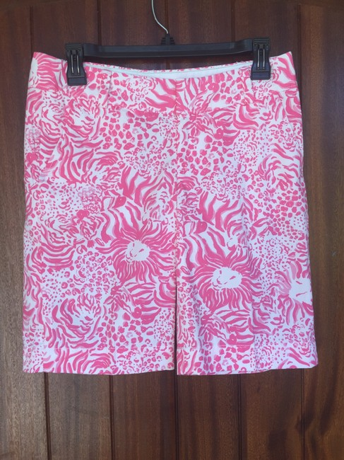 Lilly Pulitzer Chipper Size 00 Free Shipping Bermuda Shorts Image 2