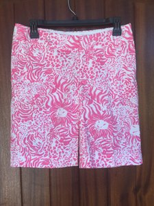 Lilly Pulitzer Chipper Size 00 Free Shipping Bermuda Shorts