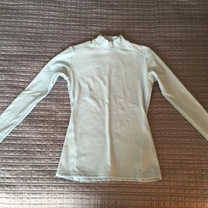 Under Armour Fitted ColdGear Mockneck Shirt