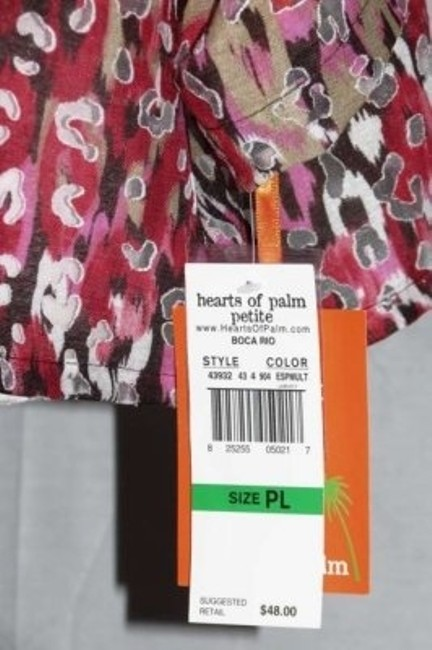 Hearts of Palm Tunic