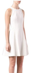Theory short dress White Crossback Work on Tradesy