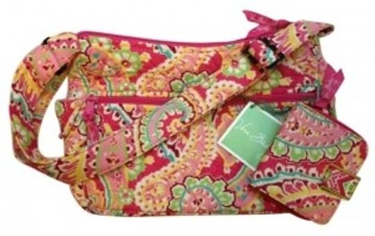 Preload https://item2.tradesy.com/images/vera-bradley-on-the-and-mini-zip-wallet-capri-melon-cotton-shoulder-bag-188741-0-0.jpg?width=440&height=440