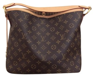 Louis Vuitton Delightful Handbags Hobo Bag