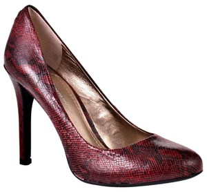 BCBGeneration Leather Rouge Pumps