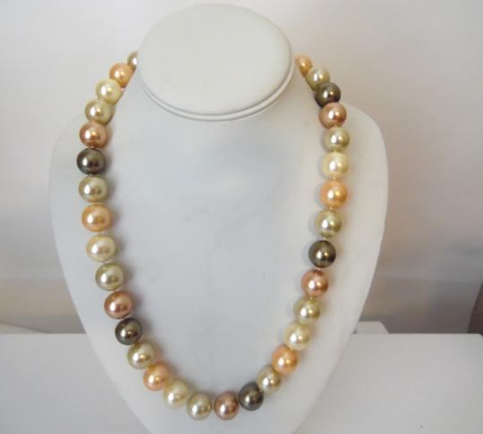 Pearlfection Pearlfection Multi-color Faux South Sea Pearls Image 1