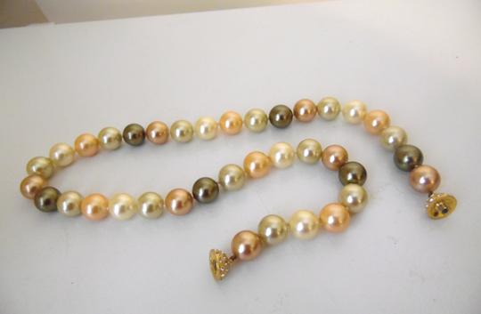 Pearlfection Pearlfection Multi-color Faux South Sea Pearls Image 3
