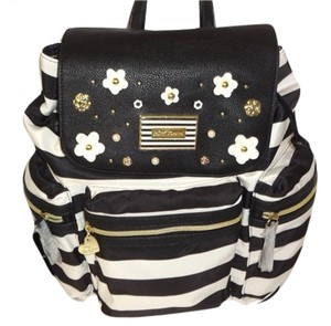 Betsey Johnson Polyester Backpack