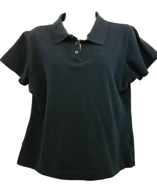 Preload https://img-static.tradesy.com/item/18877327/burberry-london-black-cotton-blend-polo-xl-tee-shirt-size-16-xl-plus-0x-0-1-650-650.jpg