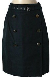 Marc by Marc Jacobs Belted Skirt Navy