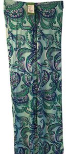 Lilly Pulitzer Relaxed Pants Poolside blue. Keep it current.