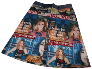 Dolce&Gabbana Skirt multi colors