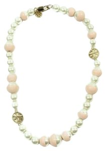 Tory Burch Tory Burch Dipped Evie Short Necklace