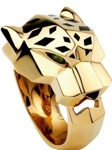 Cartier PANTHERE DE CARTIER RING
