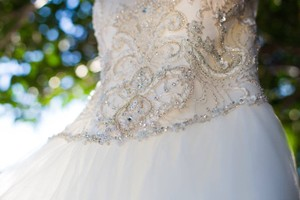 Casablanca Beautiful Casablanca 2143 Wedding Dress
