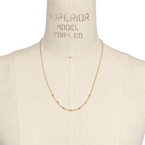 Madewell Pinball Necklace