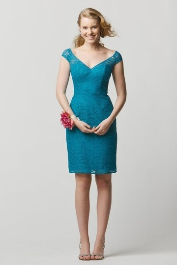 Preload https://img-static.tradesy.com/item/18878797/wtoo-peacock-teal-lace-697-bridesmaidmob-dress-size-10-m-0-0-540-540.jpg