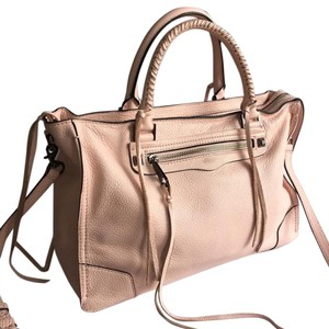 Rebecca Minkoff Satchel in Light Pink