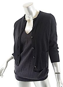 Vera Wang Merino Wool Tunic Sweater