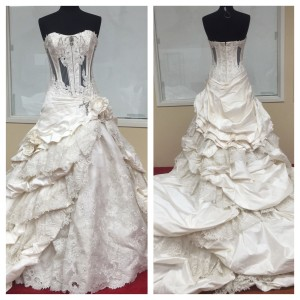St. Pucchi 801 (1) Wedding Dress