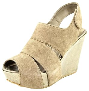 Kenneth Cole Reaction GREY Wedges