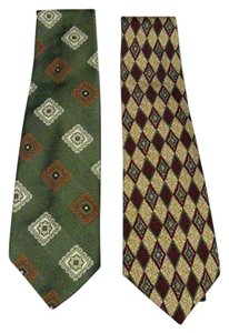 Ginvechy Two Givenchy Neck Ties