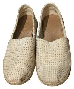 Madden Girl Cream Flats