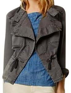 Anthropologie Go Everywhere Lightweight Military Jacket