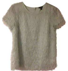 Ann Taylor Top Green pastel