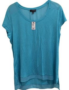 The Limited Top Turquoise green